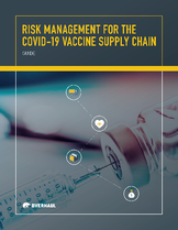 Risk Management for the COVID-19 Vaccine Supply Chain (GUIDE)